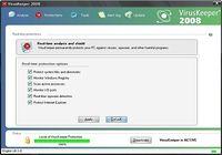 VirusKeeper 2008 Standard
