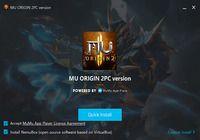 M.U Origin 2 PC client pour mac