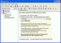 Easy Notes pour mac
