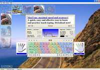 MaxType LITE Typing Tutor pour mac