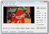 Free Video to GIF Converter pour mac