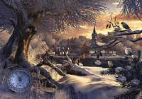 Winter Wonderland 3D Screensaver pour mac
