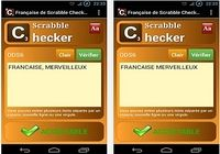 Scrabble Checker français Android pour mac