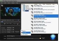 MP4 Video Converter Factory Pro pour mac