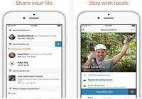 CouchSurfing Travel App Android
