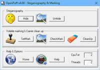 OpenPuff pour mac