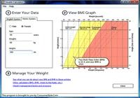 BMR Health Calculator pour mac