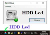 HDD Led pour mac