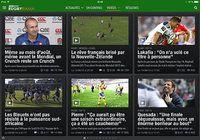 Rugbyrama iOS pour mac