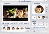 Icon Constructor - advanced icon creator pour mac