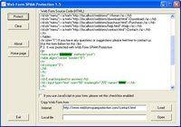 Web Form SPAM Protection pour mac