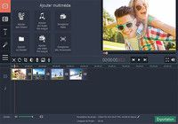 Movavi Video Editor pour mac