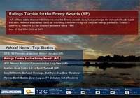 Online News Screensaver