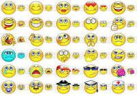 Cute Smile Icons