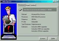 Infos Cpu pour mac