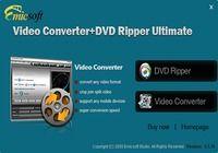 Emicsoft Convertisseur Vidéo + DVD Ripper Ultime pour mac