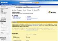 Lecteur Windows Media pour mac