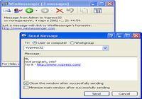 WinMessenger pour mac