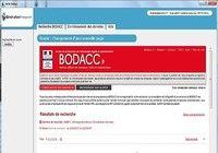 Veille BODACC pour mac