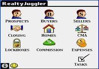 RealtyJuggler Real Estate Software pour mac