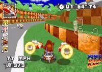 Sonic Robo Blast 2 Kart Mac