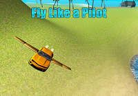 Flying Car Driving Simulator iOS pour mac