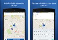 GO Map Pour Pokémon GO Android pour mac