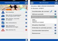 CAF - Mon Compte iOS pour mac