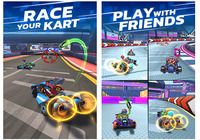 Go Race Super Karts Android pour mac