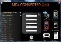 MP4 Converter 2010 pour mac