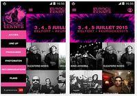 Les Eurockéennes de Belfort 2015 iOS pour mac