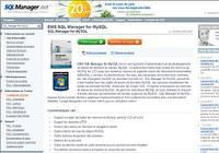EMS SQL Manager for MySQL Freeware pour mac