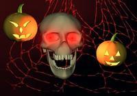 3D Halloween Horror screensaver