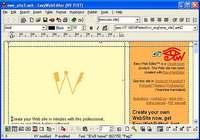 Easy Web Editor Français - créer un site Web pour mac