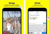 Snapchat iOS pour mac