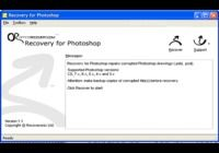 Recovery for Photoshop