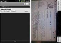 IP Webcam pour Android pour mac