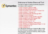 Norton Removal Tool pour mac