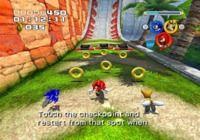 Sonic Heroes pour mac