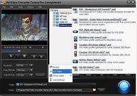 AVI Video Converter Factory Pro pour mac