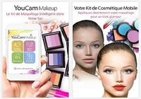 YouCam Makeup Android pour mac