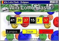Win Lotto Flash - Belgique pour mac