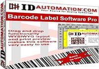 IDAutomation Barcode Label Pro Software pour mac