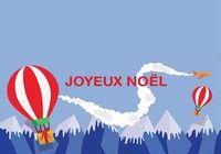 Carte de Noël format word pour mac