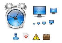 Aqua Application Icons