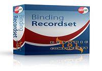 DC Binding Recordset