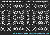 Windows Phone 7 Icons for Developers pour mac