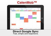 CalenMob iOS pour mac