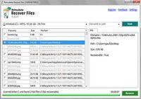 Reincubate Recover Files pour mac