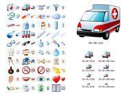 Medical Icon Set pour mac